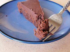Chocolate Flourless Torte by handleheat, via Flickr