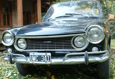 Fiat 1600 Coupé 1971 Sport. Restaurada.  http://www.arcar.org/fiat-1600-coupe-1971-45792