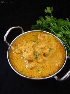 "Toto kari pochadza z juhu Indie (Tamil Nadu) a je to velmi jednoduche kari, urcene na ""kazdodennu"" pripravu. Teda samozrejme, ze si ho nev..."
