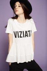 T-shirt/Camicie/Top #t-shirt #viziata #woman #aniyeby #bullacarpaneto #shoponline