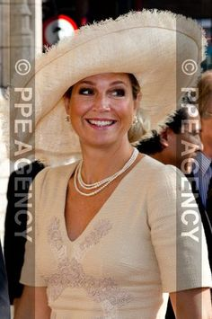 Queen Maxima opened a new center of learning and teaching in the university…