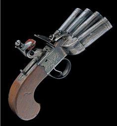 W Richards GUNMAKER étui à fusil Label Accessoires Pistolet Maker