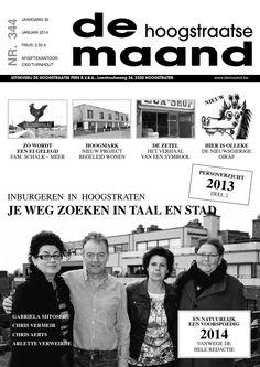 Januari 2014 - De Hoogstraatse Maand - http://www.demaand.be
