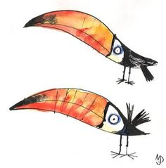 toucan. kids room decor