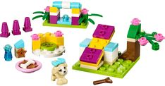 Figures Building Blocks Sets china brand Friends 41088 Puppy Training (Discontinued by manufacturer) compatible with Lego Legos, Lego Friends Sets, Friends Series, Lego Clones, Baby Barbie, Lego Craft, Buy Lego, Lego Parts, Lego Projects