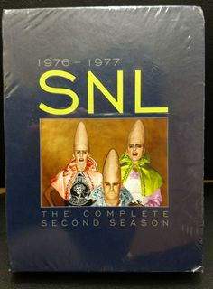 Saturday Night Live: Season 2, 1976-1977 New | DVDs & Movies, DVDs & Blu-ray Discs | eBay!