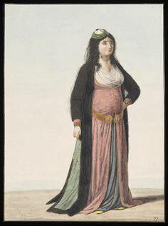 A Turkish woman,1809
