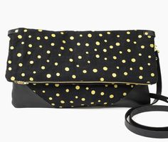 Starry Skies Crossbody - perfect for your next night out and easy to pair with that classic LBD. www.mooreaseal.com