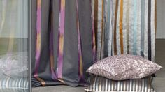 Clarke Amp Clarke Fabric Lampshades At Decorex International