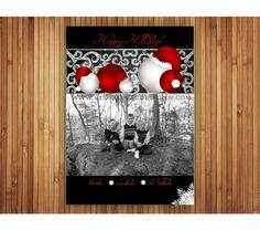 Holiday Photo Cards - Happy Holidays