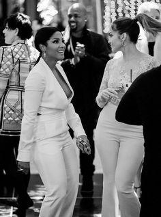 Jennifer López and Toni Braxton