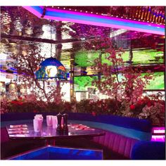 Peppermill restaurant - on the Strip