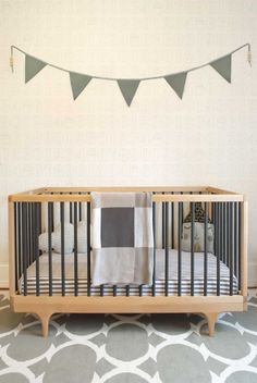 Xavier's Modern Woodsy Nursery — My Room