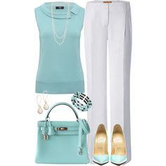 Michael Kors, M&Co, Hermès, The Pearl Quarter, Kendra Scott and LoveBrightJewelry Summer Outfits For Work Business, Summer Work Outfits, Summer Outfits Women, Business Outfits, Business Attire, Business Casual, Classy Outfits, Chic Outfits, Fashion Outfits