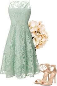 Image result for sage green short bridesmaid dresses