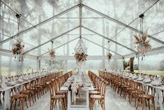 Dee + Dan by Ivy Road Photography Marquee Wedding, Boho Wedding, Floral Wedding, Wedding Bells, Wedding Flowers, Dream Wedding, Clear Marquee, Tree Restaurant, Tent Set Up