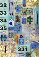 Jennifer Collier Jennifer Collier, Project Ideas, Art Projects, Peter Blake, Year 9, Torn Paper, Art Walk, Gcse Art, Vintage Textiles