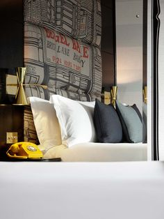Sleep | The Hoxton, Shoreditch hotel | HoxtonHotels