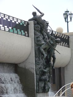 D-Day War Memorial Bedford Virginia