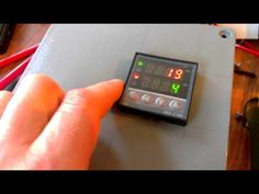 DIY Temperature Control using a PID control and a solid state relay Electrical Wiring, Electrical Engineering, Pid Controller, Electronic Circuit Projects, Home Brewing, Arduino, Beer, Cheat Sheets, Graphite