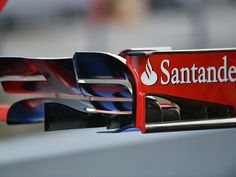 Round 3, UBS Chinese Grand Prix 2013, Practice, Front Wing Detail, Scuderia Ferrari
