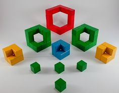 "Check out new work on my @Behance portfolio: ""Cube from wooden toy bricks"" http://be.net/gallery/57045235/Cube-from-wooden-toy-bricks"