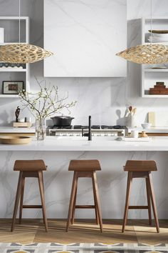 As part of the Silestone Trendsetter series, Theresa Casey designed her Organic Loft kitchen with a vision to create an urban sanctuary. The kitchen design, which incorporates Silestone, Kohler and Benjamin Moore products, infuses traditional and modern influences to create a beautiful space that connects with nature.