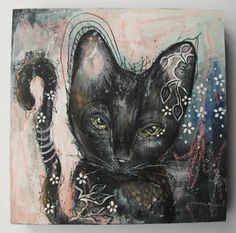 Twas a magical night...original painting by Micki Wilde...SOLD