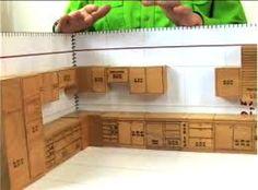 Diseños De Muebles: Armarios, Cocinas, Bibliotecas, Etc.: Cómo ...
