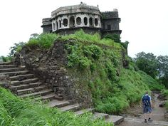 Daulatabad fort in Aurangabad