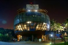 the_cargo_hold_restaurant_in south africa Durban South Africa, Ghost Ship, Dark Interiors, Going On Holiday, Marine Life, Aquarium, Sailing, Hold On, City