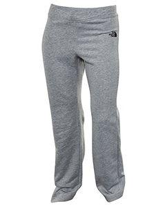 The North Face Womens Half Dome Pant, black or TNF Light Grey Heather,  Medium