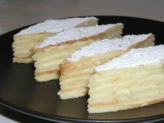 "Terrific Romanian Cake – 'Alba ca Zapada' – ""Snow White"" The post Romanian Cake – 'Alba ca Zapada' – ""Snow White""… appeared first on Amas Recipes . Sweets Recipes, Cake Recipes, Cooking Recipes, Food Cakes, Cupcake Cakes, Cupcakes, Yummy Treats, Delicious Desserts, Romania Food"