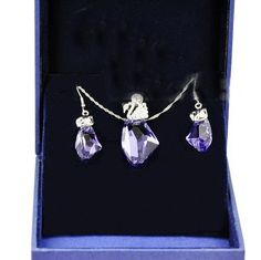 Buy Swarovski Crystal Necklace Earring  Email me:licindyxiexie@hotmail.com
