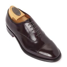 Straight Tip BalColor 8 Shell Cordovan9070 – Alden Shoes Madison Avenue New York