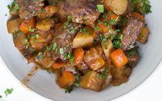 Recipe: Slow Cooker Irish Beef Stew