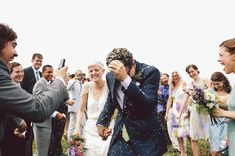 Betsy + Raul's Watercolor Inspired Catskills Farm Wedding : Nadine of Love Me Do Photography