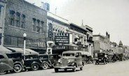 Main Street, Bozeman, Montana 1936 - Bozeman Historic Preservation Advisory Board