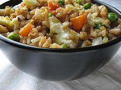 Chinese Fried Rice Recipe | Free Online Recipes | Free Recipes