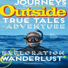Claim your FREE 1-Year Outside Magazine Subscription! Outside motivates readers to uncover and define their own personal day-to-day adventures. Free Magazine Subscriptions, Outside Magazine, Free Magazines, 1 Year, The Outsiders, Let It Be, Adventure, Motivation, Adventure Movies