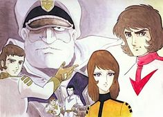 In another thread someone noticed my Battleship Yamato avatar. This was (for those that don't know) the primary ship from an Anime Cartoon shown in. Sci Fi Anime, Manga Anime, Battle Of The Planets, Star Blazers, Cartoon Shows, Cartoon Kids, Battleship, Art Reference, Science Fiction