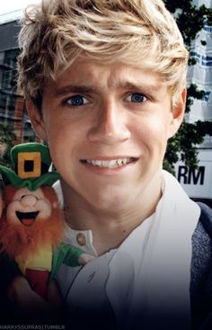 I present to you Niall Horan, my favorite Irishman!