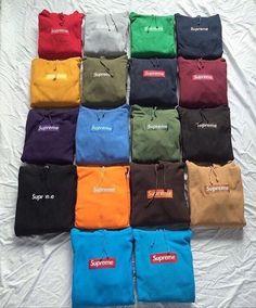 Supreme hoodies