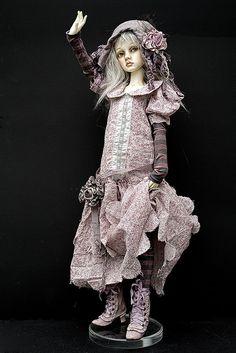 Val Zeitler (Валери Цейтлер) - для меня настоящее открытие! Дизайн одежды для кукол BJD / Авторская кукла известных дизайнеров / Бэйбики. Куклы фото. Одежда для кукол