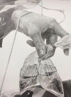 24 Pack Pencil Drawing Ideas - New Ap Drawing, Drawing Sketches, Still Life Drawing, Drawing Ideas, Ap Studio Art, Plastic Art, Hippie Art, Ap Art, Pencil Art Drawings