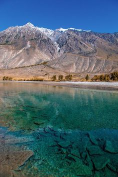 Река Аргут /Алтай Argut River, Altai. The Argut is one of the major rivers of…