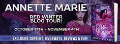 Tammy's Tea Time                                               : Red Winter Blog Tour