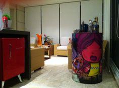 1 grafite tonel