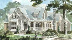 "Southern Living house plan - ""Elberton Way""  Square Footage:  3,469 Bedrooms:  3 or 4 Bathrooms:  3-1/2 Plan #1561 Designer: L. Mitchell Ginn, Newnan, Georgia"