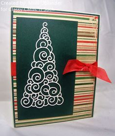 Classy Cards 'n Such: Winterland Christmas
